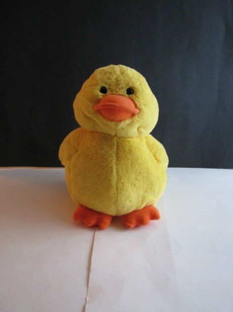 LE_D142_Kawaii_Plush_Yellow_Duck_Toys